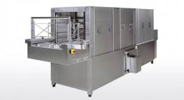 Kapazität bis zu 2.000 Stk/h Nutzbarer Innenraum Breite 20 – 800 mm, Höhe bis 1.000 mm Für verschiedene Größen einstellbar